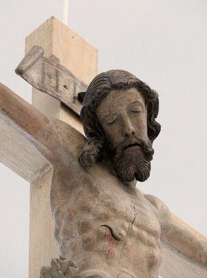 Kreuz in der Seminarkirche